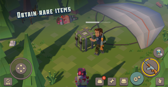 Cube Survival Story 1.0.3 Mod Apk [Unlimited Coins] 3