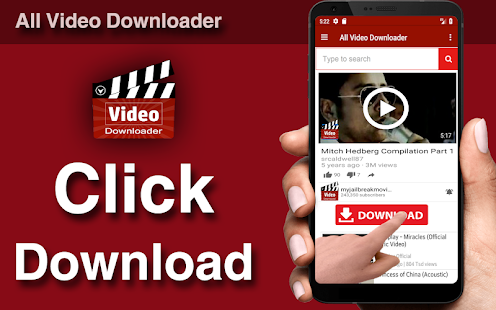 All Video Downloader for PC-Windows 7,8,10 and Mac apk screenshot 2