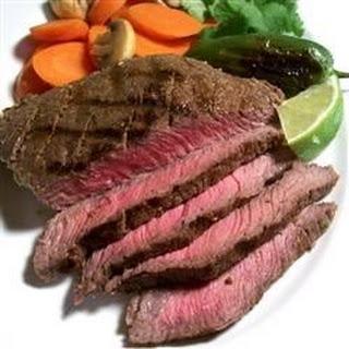Jalapeno Steak.