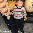 魚刺人雞蛋糕