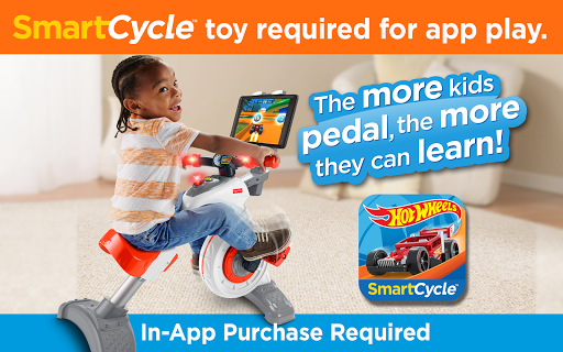 Smart Cycle Hot Wheels 1.0 app download 1