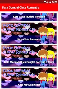 Download Kata Kata Gombal Cinta Romantis Apk Latest Version
