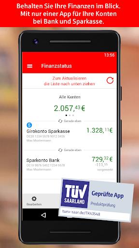 Sparkasse   Ihre mobile Filiale  screenshots 1