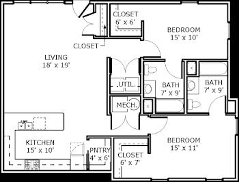 Go to B4 Floorplan page.
