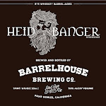 BarrelHouse Heidbanger 2018 / Barrel Aged Red Rye Scotch Ale