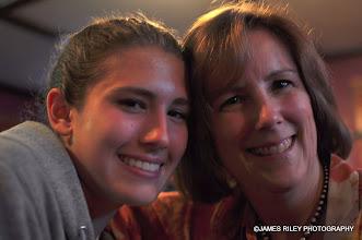 Photo: Jacob's sis and mom.
