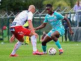 Chaleroi en Kortrijk spelen gelijk in oefenpot, Guillaume Gillet krijgt eerste minuten