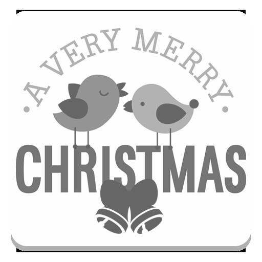 Sticker Set: Christmas Overlay