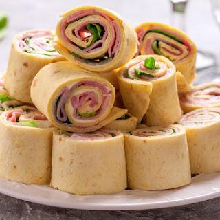 Sandwich Pinwheels Recipe
