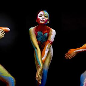 Body Art by VAM Photography - Nudes & Boudoir Artistic Nude ( body art, art, woman, model, people, andy golub )