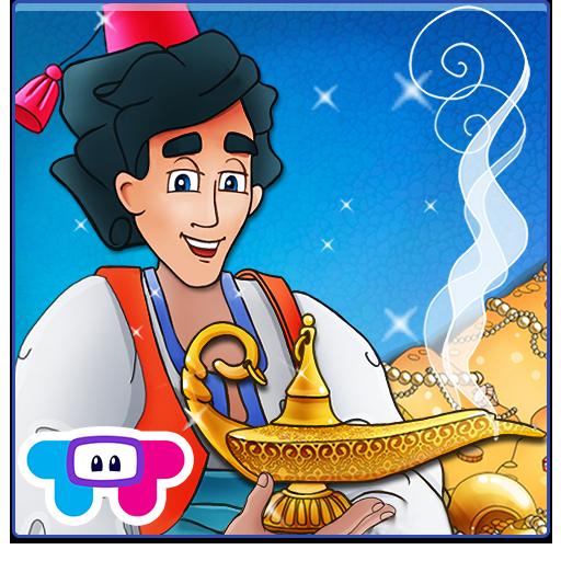 Aladdin & The Magic Lamp Book file APK Free for PC, smart TV Download