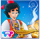 Aladdin & The Magic Lamp Book icon