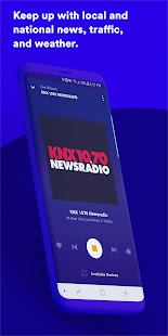 Free Radio, Sports, Music, News, Talk & Podcasts - Apps on