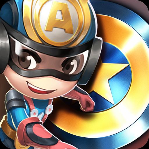 暴走大乱斗-超强策略RPG梦幻PK手游 紙牌 App LOGO-硬是要APP