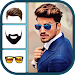 Beard Photo Editor-Hairstyle app Icon