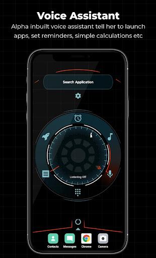 Alpha Launcher Free - No ads 10.6 screenshots 8