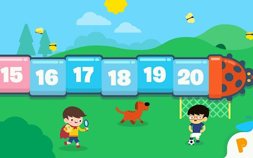 123 Meet the Numbers Adventure screenshot