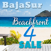 Baja Sur Beachfront 4 Sale