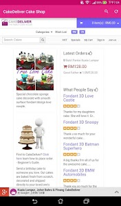 CakeDeliver 3D Cake Shop screenshot 0