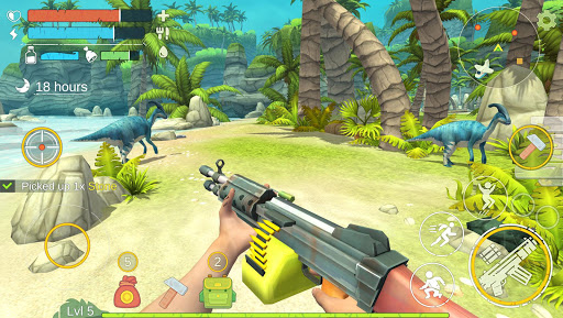 Jurassic Island 2: Lost Ark Survival 0.9 androidappsheaven.com 22