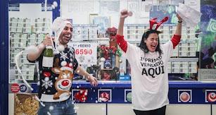 La Loteria ha repartido premios por casi toda España.