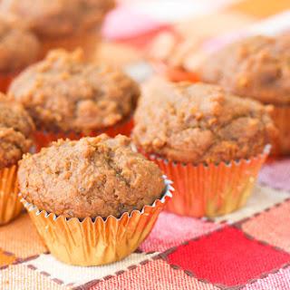 Mini Vegan Pumpkin Muffins