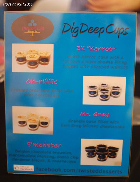 Dig Deep cups