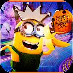 banana super minion:despicable rush 3D game Icon