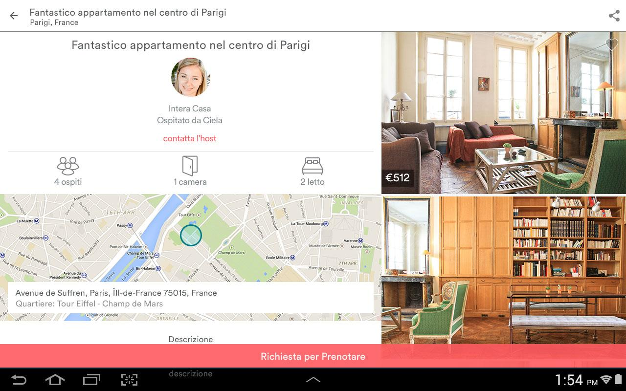 Airbnb- screenshot