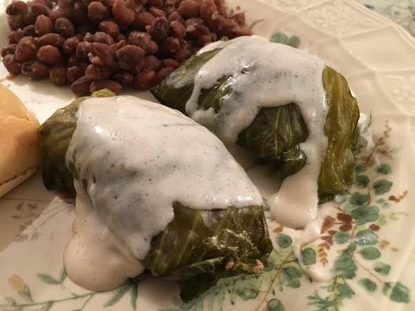 Stuffed Cabbage Rolls (kaldolmar) Recipe