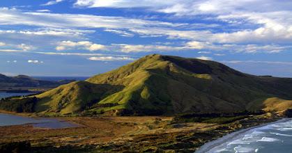 Photo: mt charles on the otago peninsula