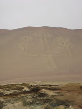 Photo: Paracas, El Candelabro