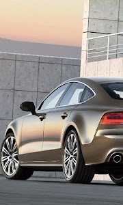 Wallpapers Audi A7 screenshot 1
