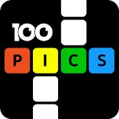 100 PICS Crosswords Game - Daily Crossword Games