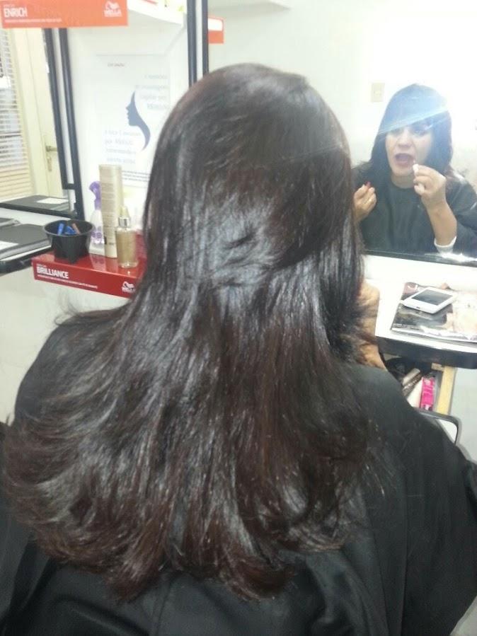 imagemde cabelos tratados