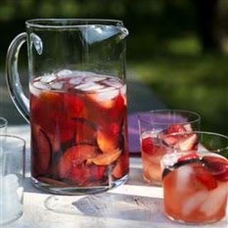 Summer Rosé Sangria