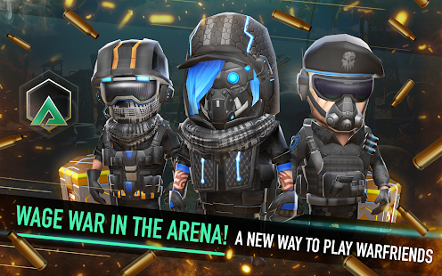 WarFriends: PvP Shooter Game Screenshot