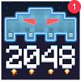 Invaders 2048 icon