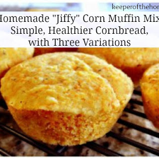 Healthy Cornmeal Muffins Recipes