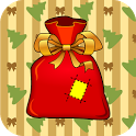 Christmas Toys Holiday Puzzle icon