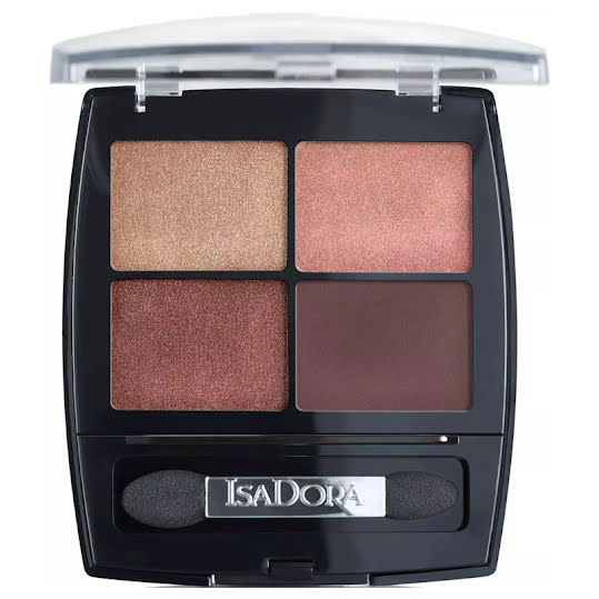 Isadora Eye Shadow Quartet 13 Autumn Legends