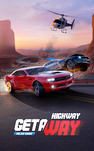 Highway Getaway: Chase TV Screenshot