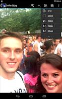 Screenshot of Image Editor