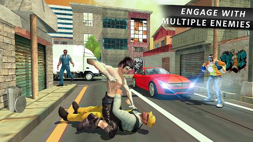 Kung fu street fighting game 2020- street fight 1.12 screenshots 2