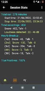 SnoreLogs : Log Your Snores 3