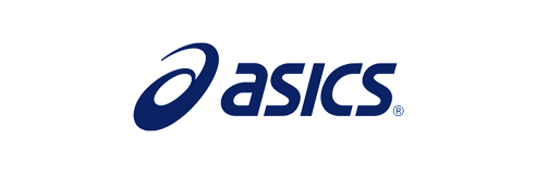 Logo firmy Asics