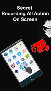 Hidden Screen Recorder PRO Screenshot