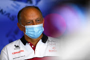 Alfa Romeo Racing team principal Frederic Vasseur has tested positive for Covid-19.