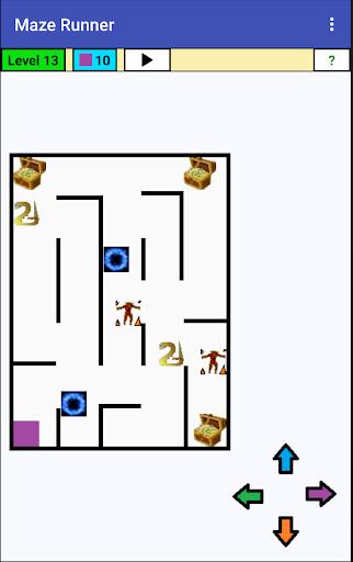 Maze Runner screenshot 1