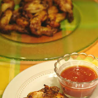 Ketchup Chicken Wing Recipes.
